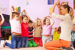 What Transition Ideas Can Be Used Between Activities at Preschool?
