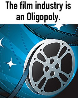 Film strip as oligopoly examples