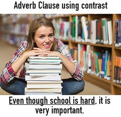 How to Use an Adverb Clause