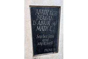 Scottish and Irish Gaelic Language