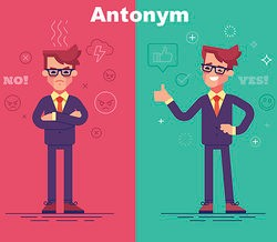 Examples of Antonyms, Synonyms, and Homonyms
