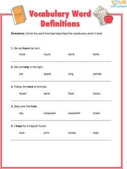 Words That Start With H For Kids