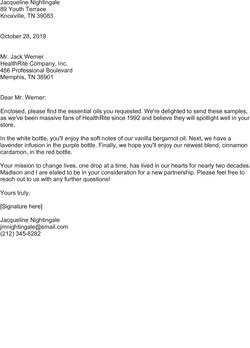 Sample Of A Bussiness Letter from storage.googleapis.com