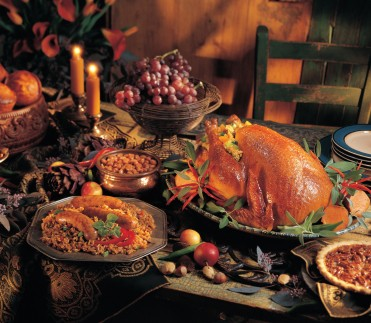 Vocabulary Words for Thanksgiving