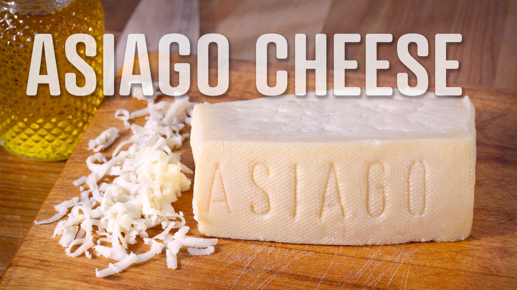 asiago cheese a food letter