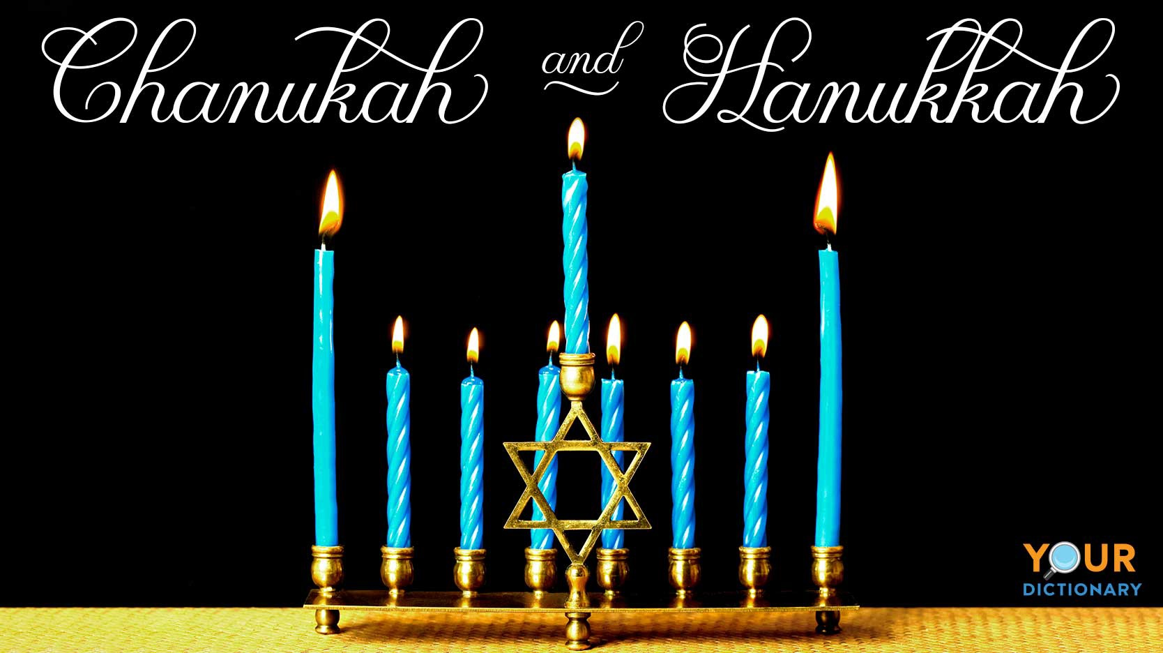 spelling for chanukah and hanukkah