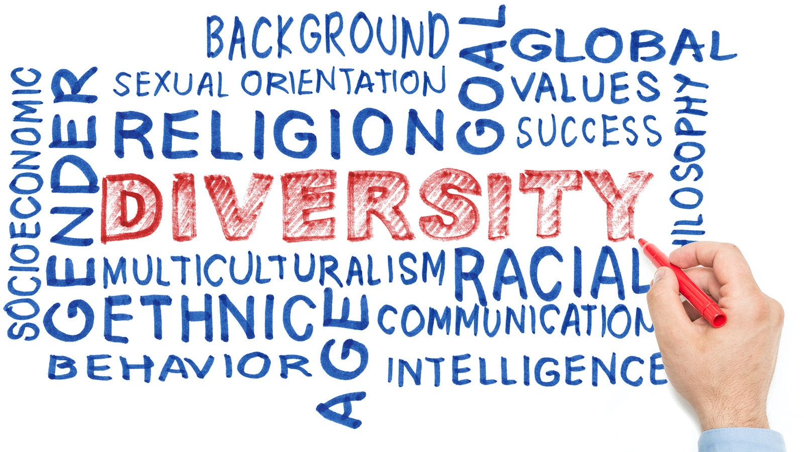 Intersectionality Theory for Diversity