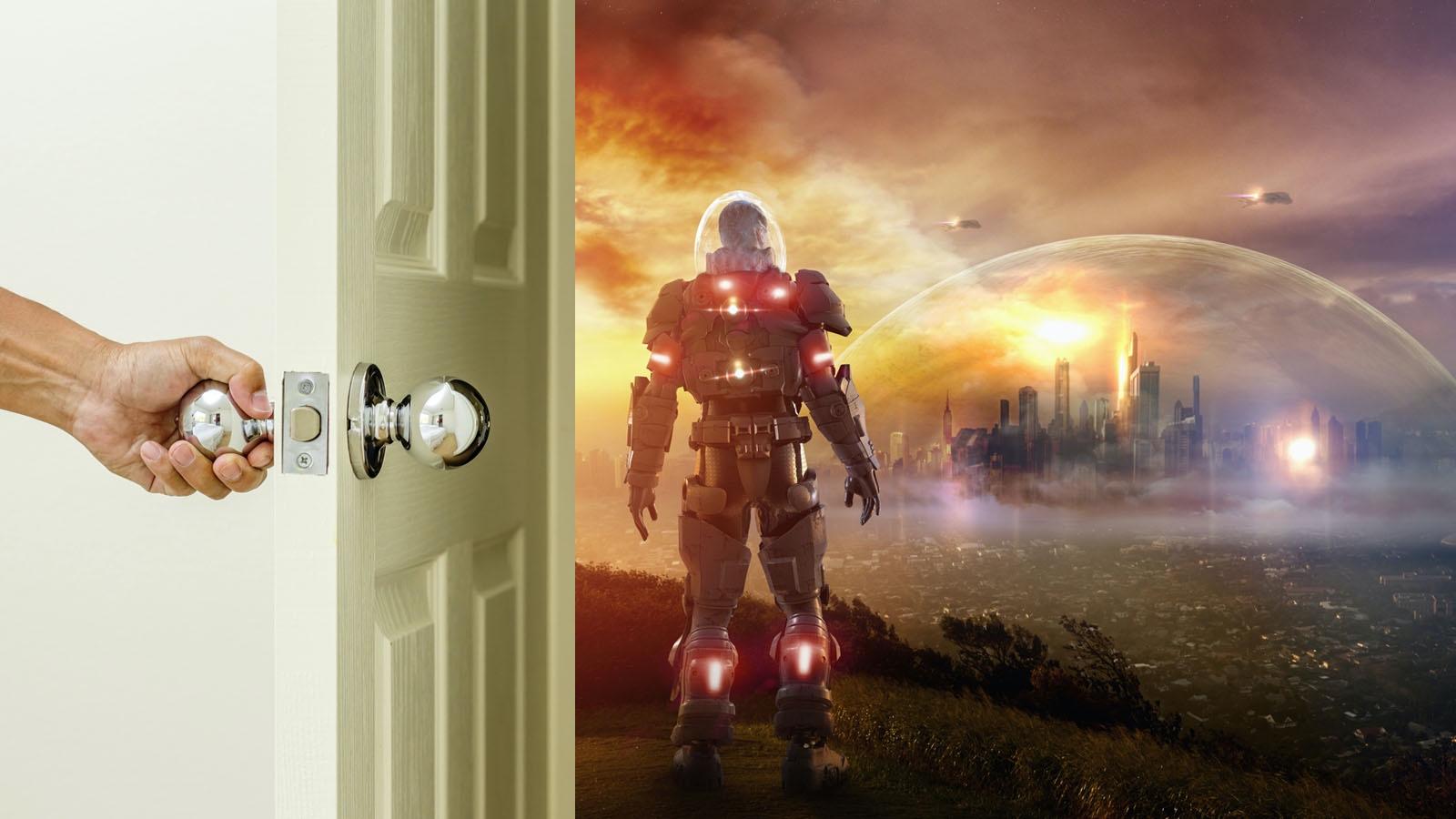 inciting incident doorway fantasy world