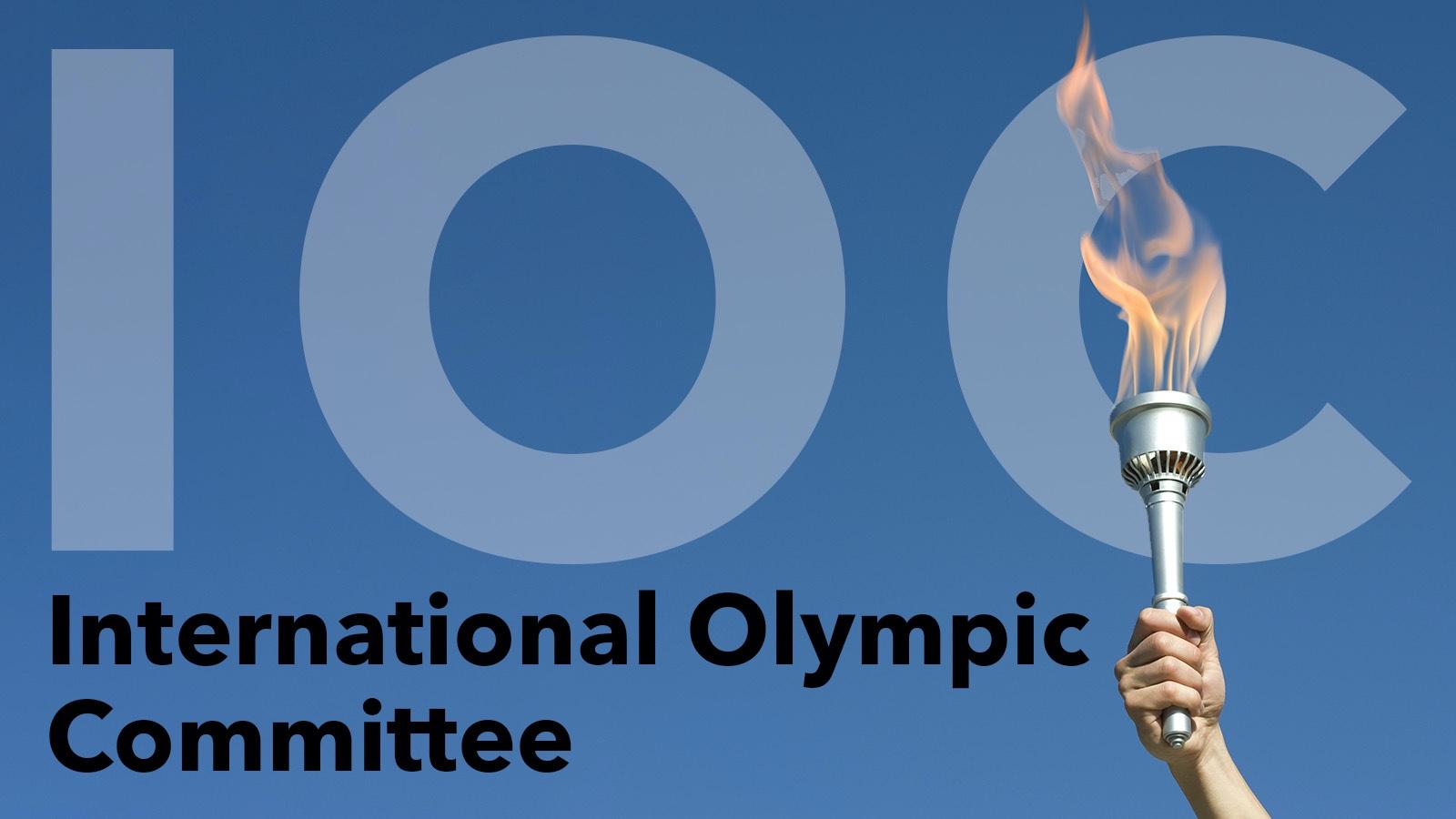 IOC International Olympic Committee acronym