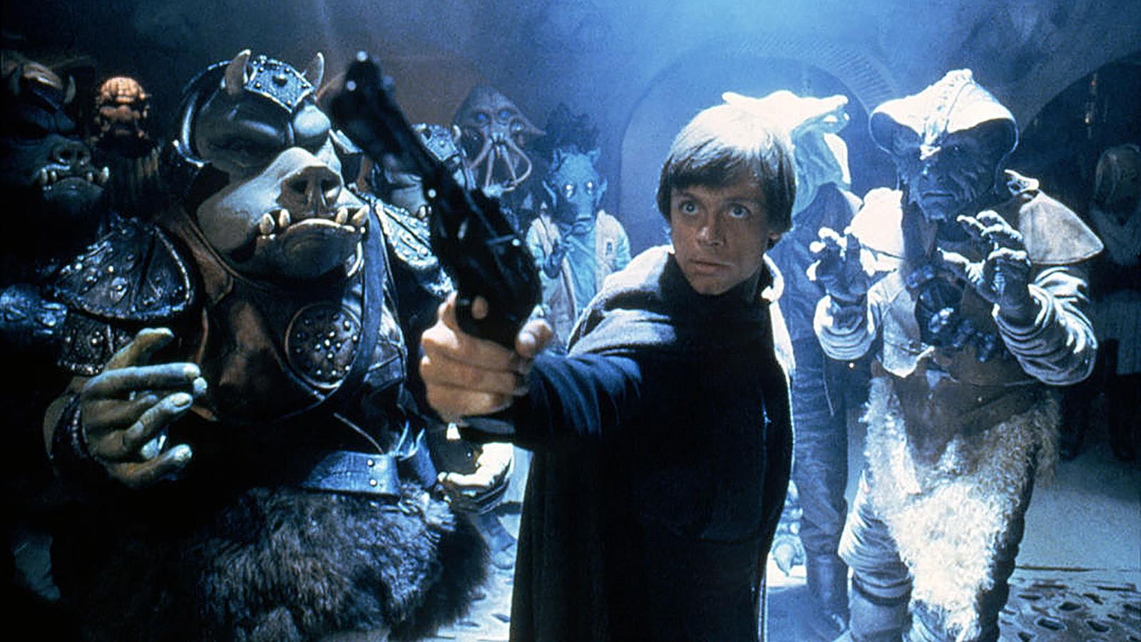 Luke Skywalker in Star Wars: Episode VI