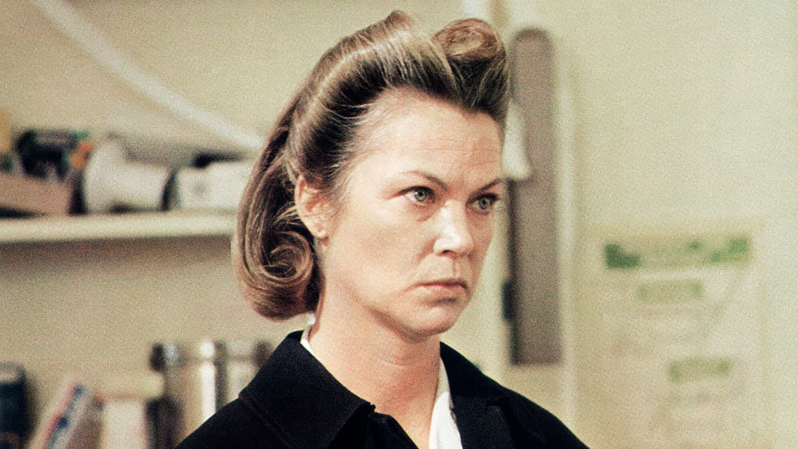 louise fletcher as nurse ratched