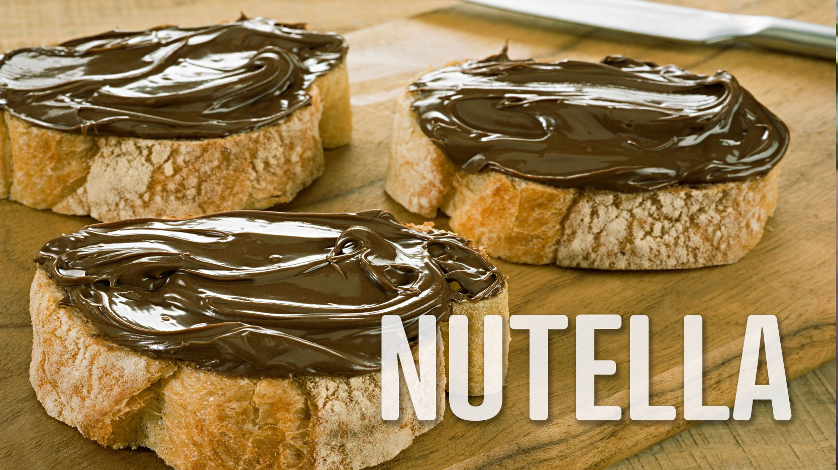foods that start with n nutella