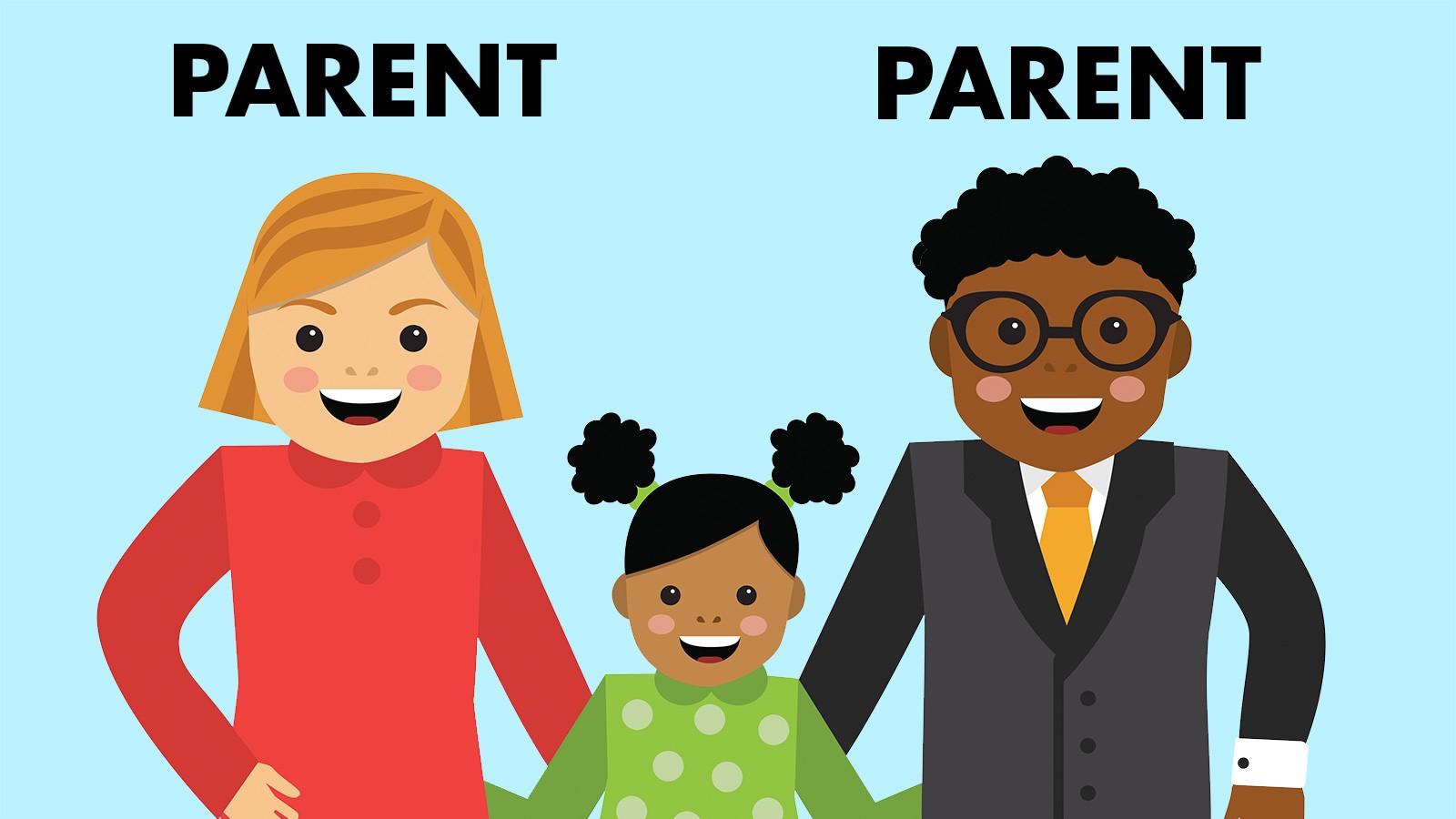 parent is a gender neutral term