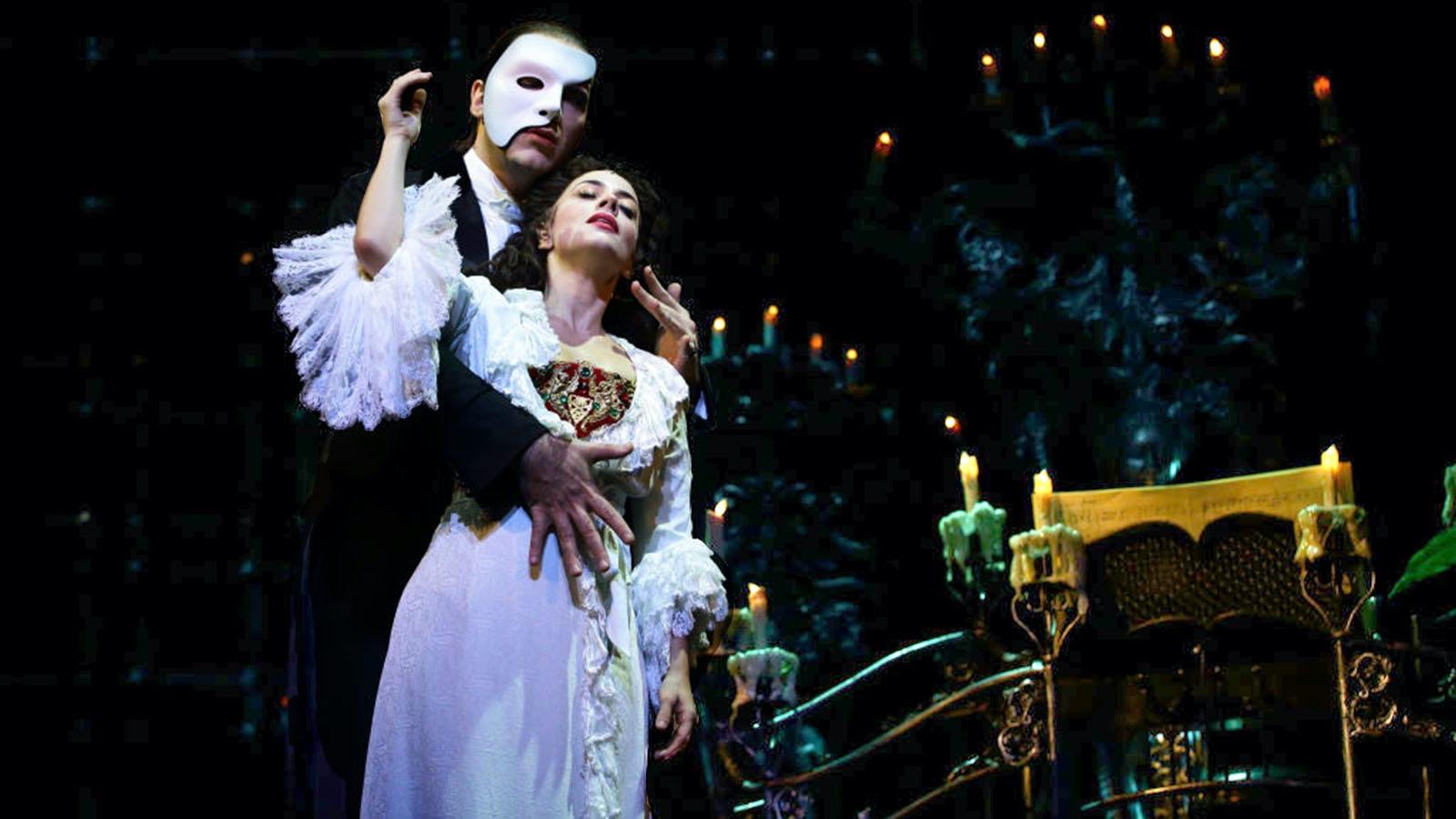 musical drama Phantom of the Opera