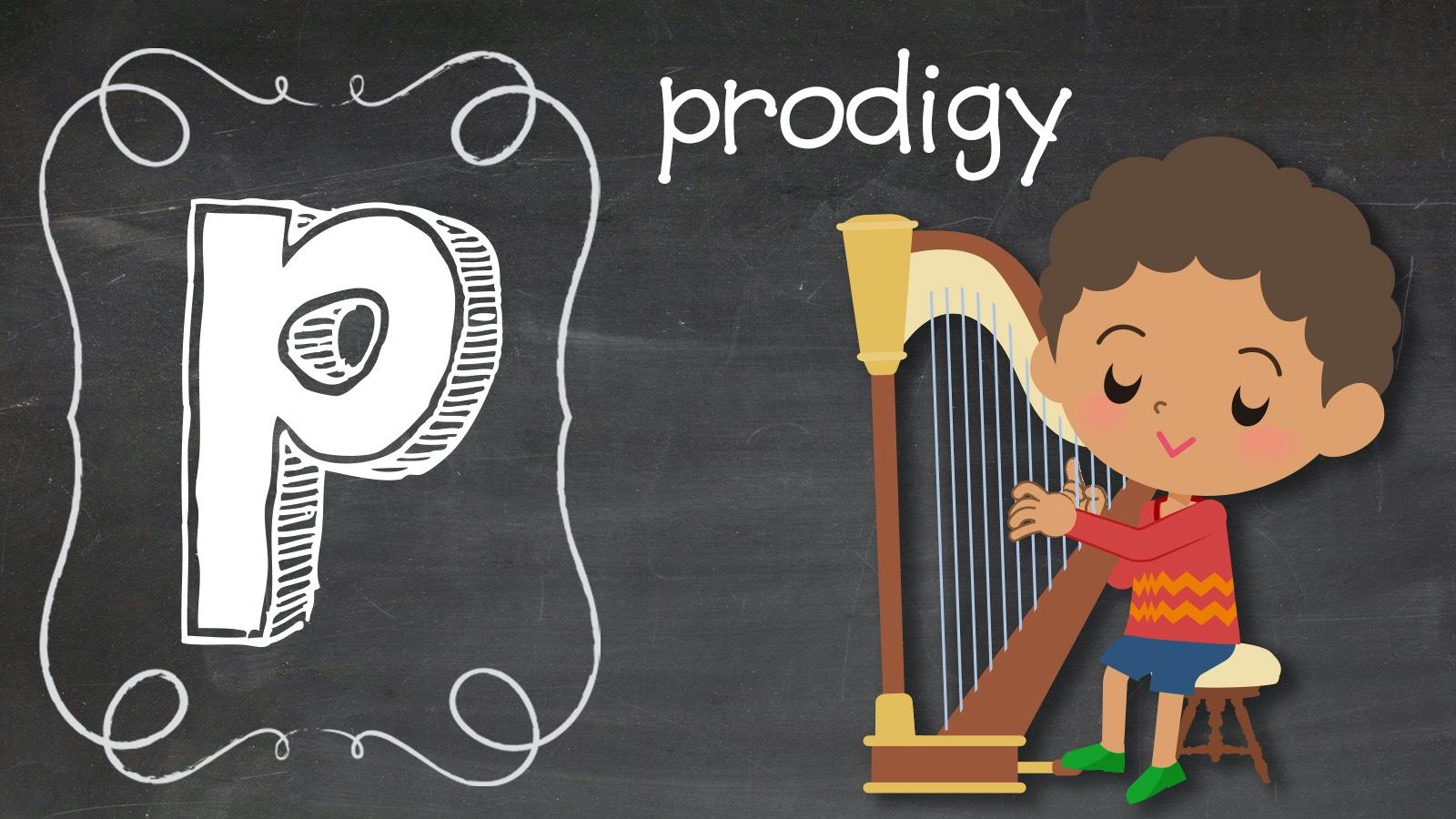Positive P word Prodigy