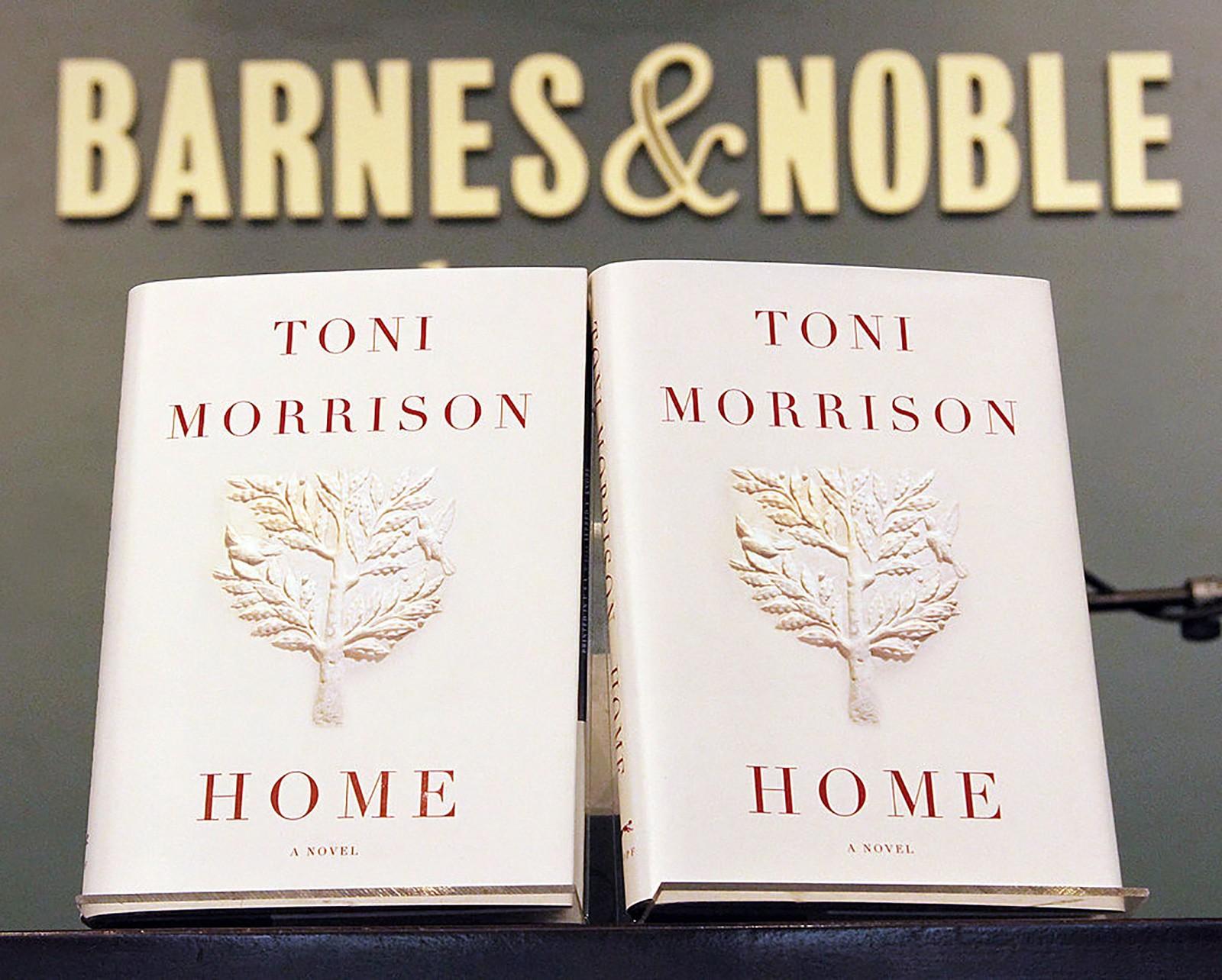 """""""Home"""" at Barnes & Noble May 14, 2012"""