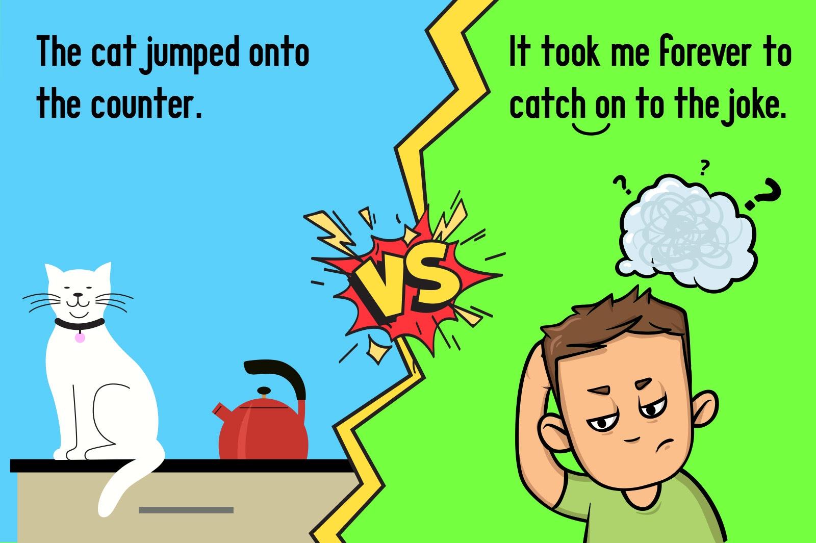 On vs Onto comparison