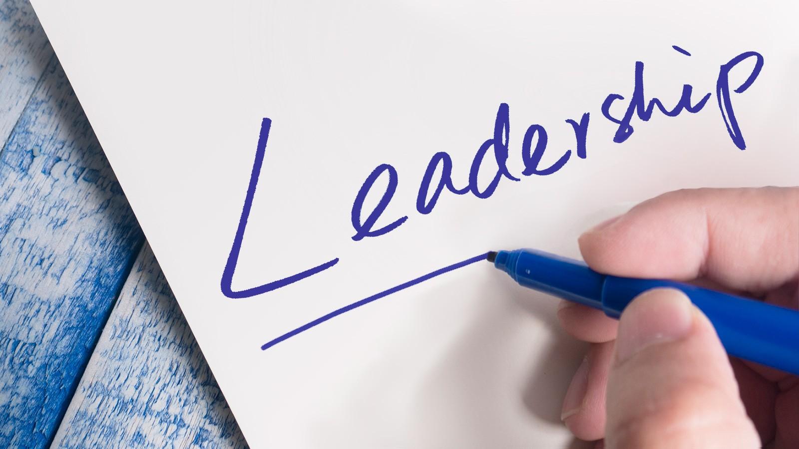 Writing a leadership essay