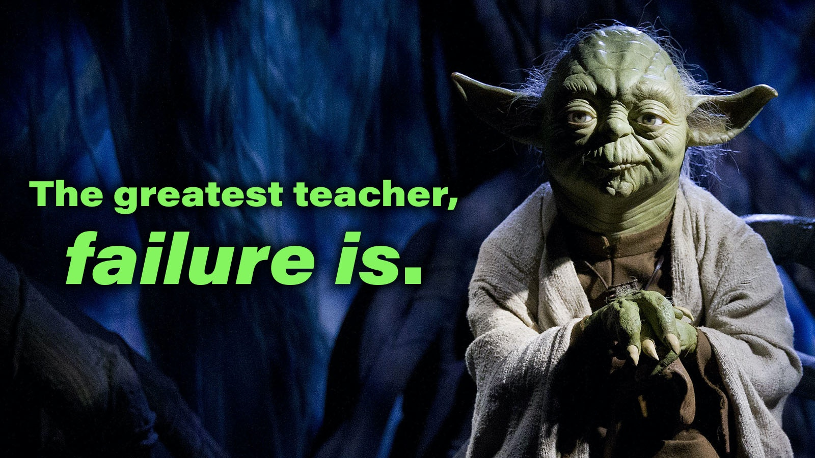 yoda anastrophe quote
