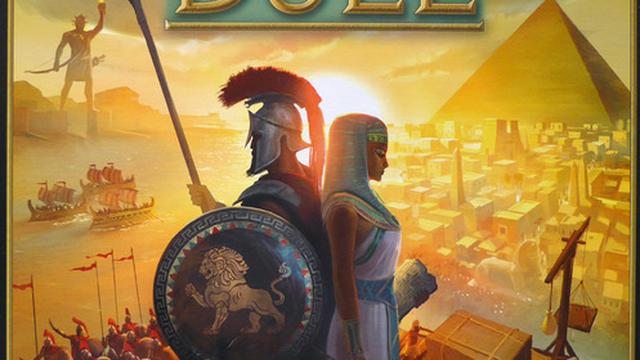 Image of 7 Wonders: Duel