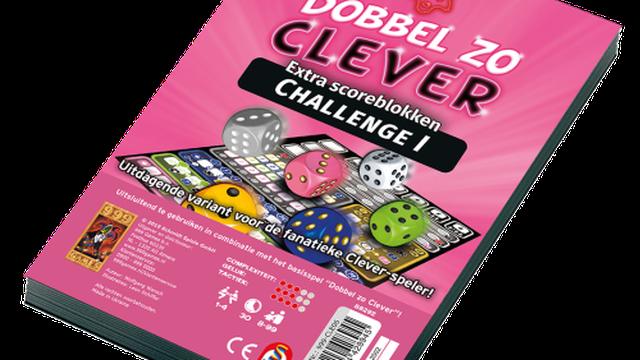 Image of Dobbel Zo Clever: Challenge 1