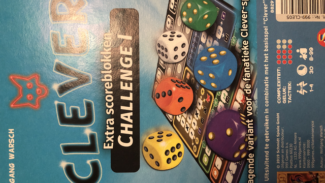 Image of Clever: Challenge 1