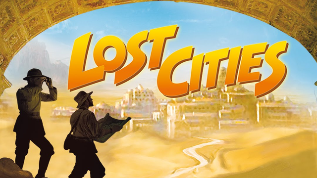 Image of Lost Cities