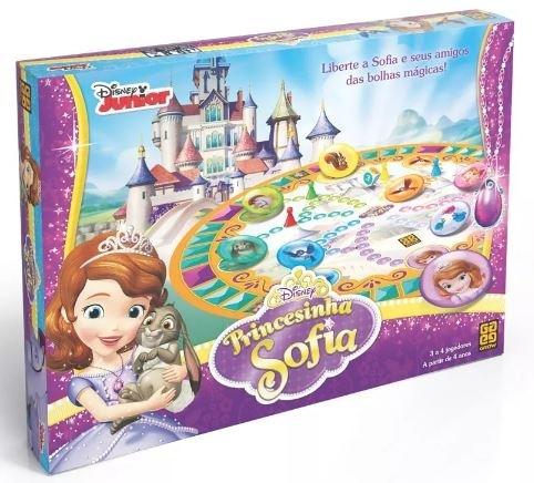 jogo princesinha sofia imagem caixa do jogo