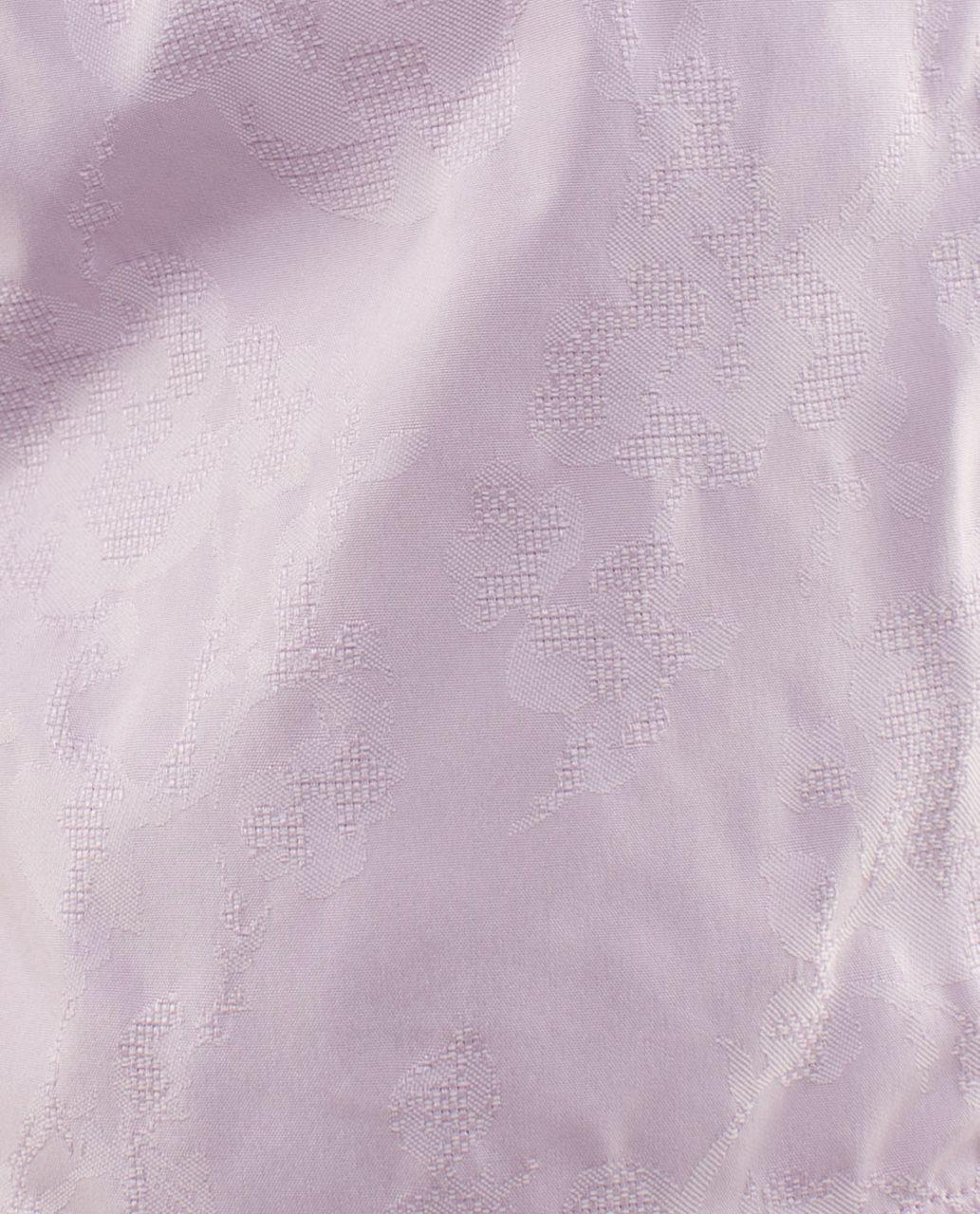 Lululemon Run:  Tracker Short II - Rose Quartz /  Heathered Rose Quartz