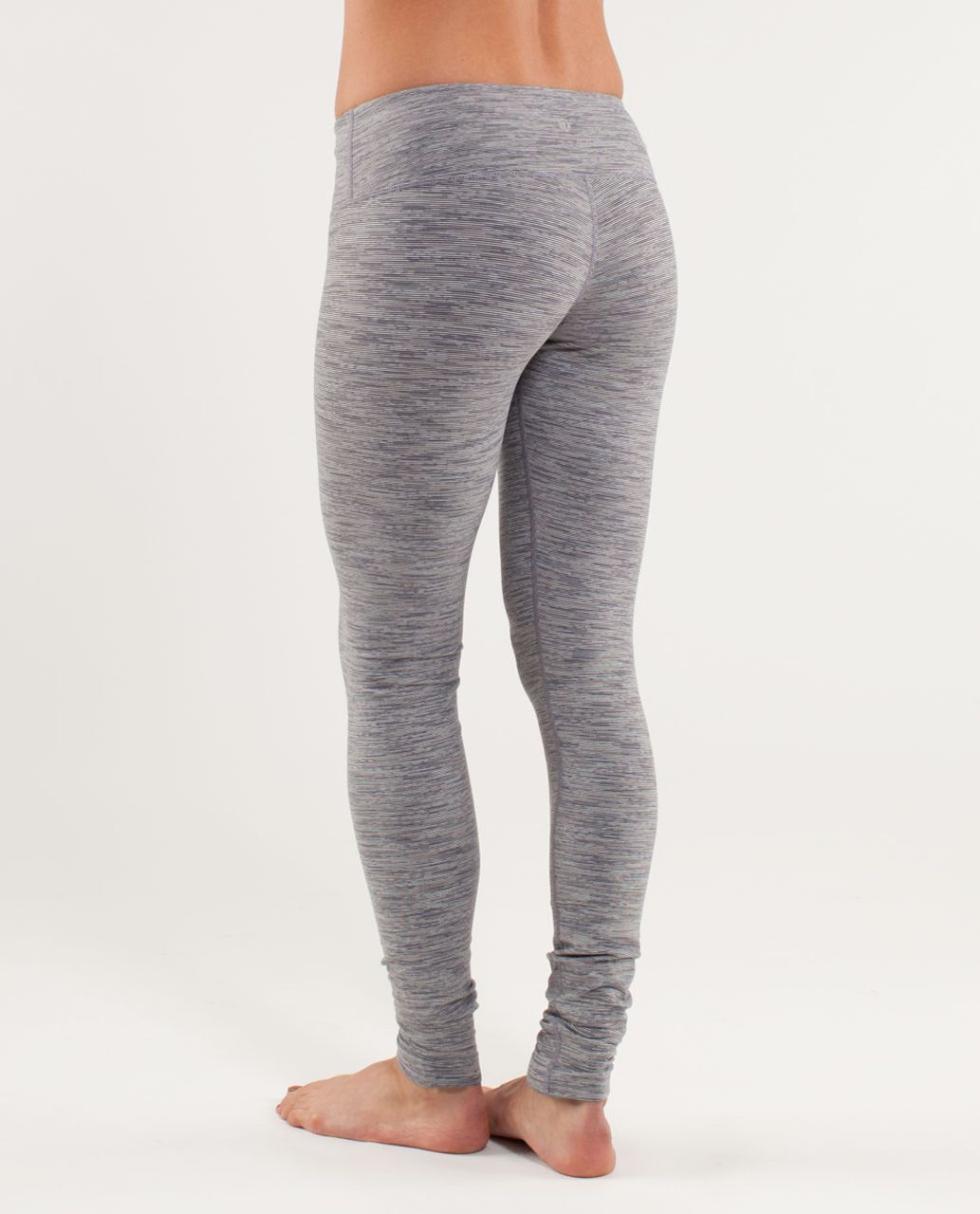Lululemon Wunder Under Pant - Wee Are From Space Coal Fossil