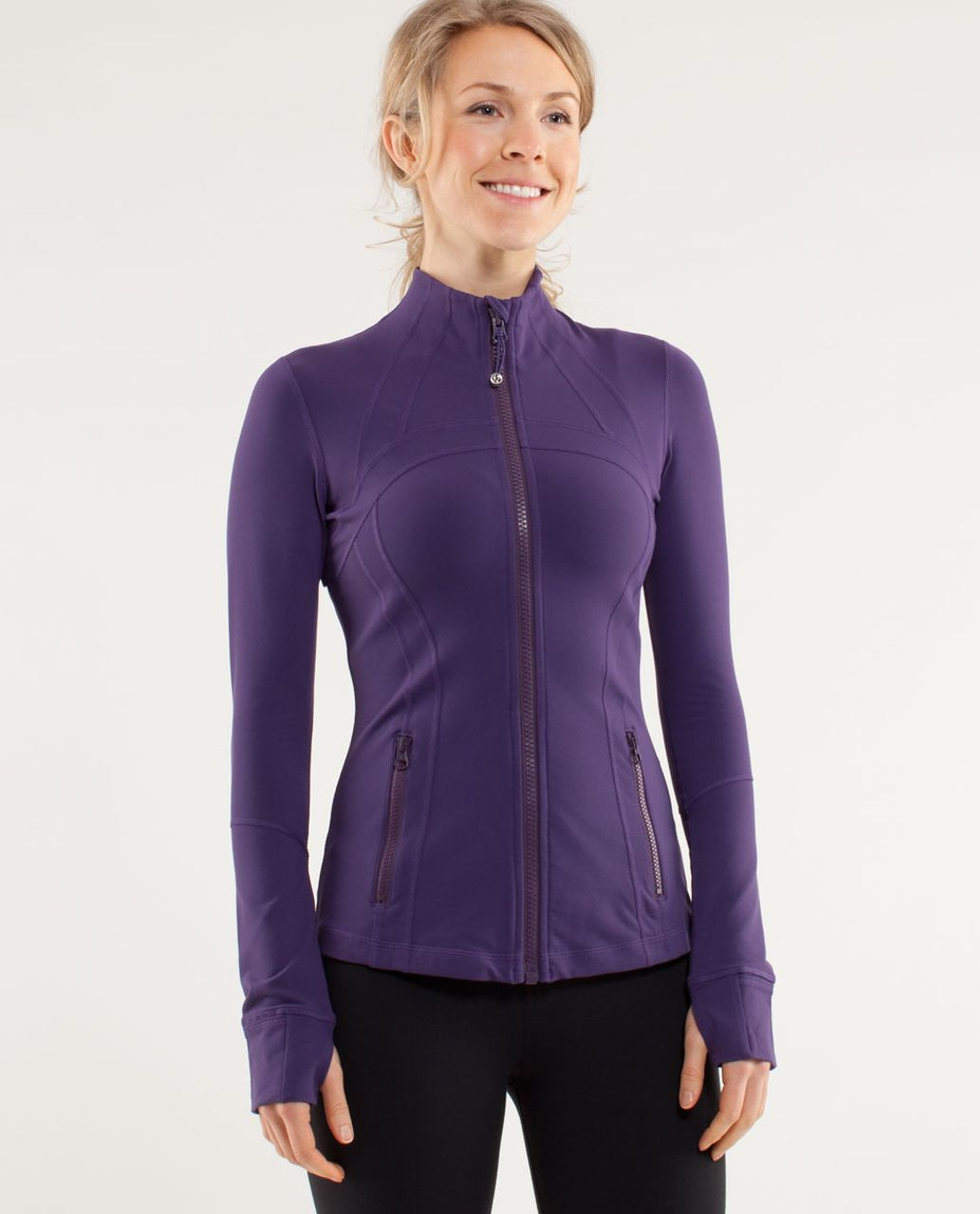 Lululemon Define Jacket - Concord Grape