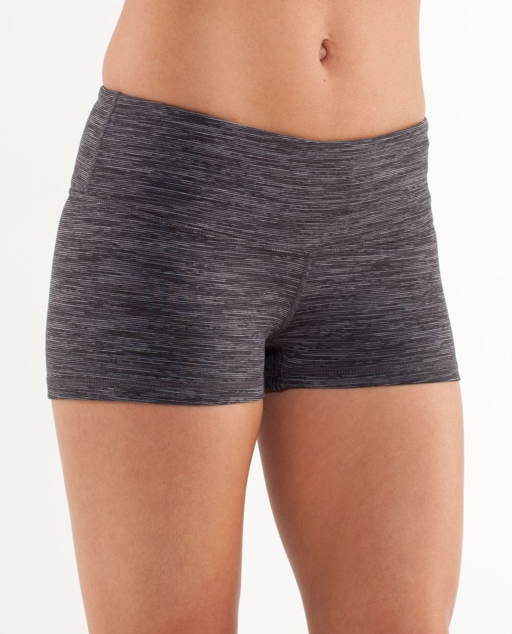Lululemon Boogie Short - Wee Are From Space Black Combo