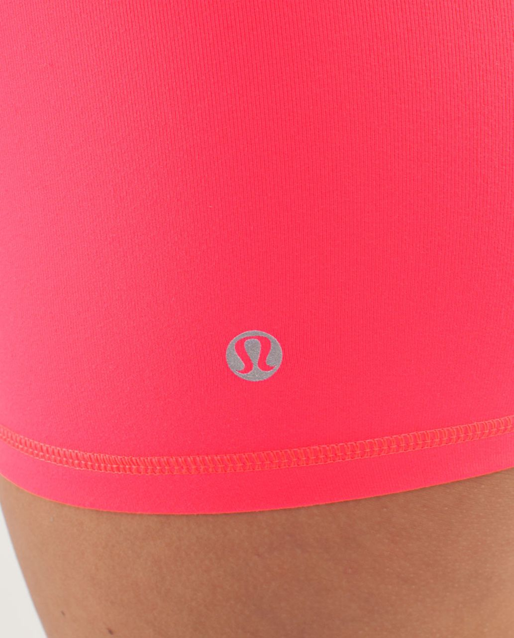 Lululemon Boogie Short - Flash /  Black