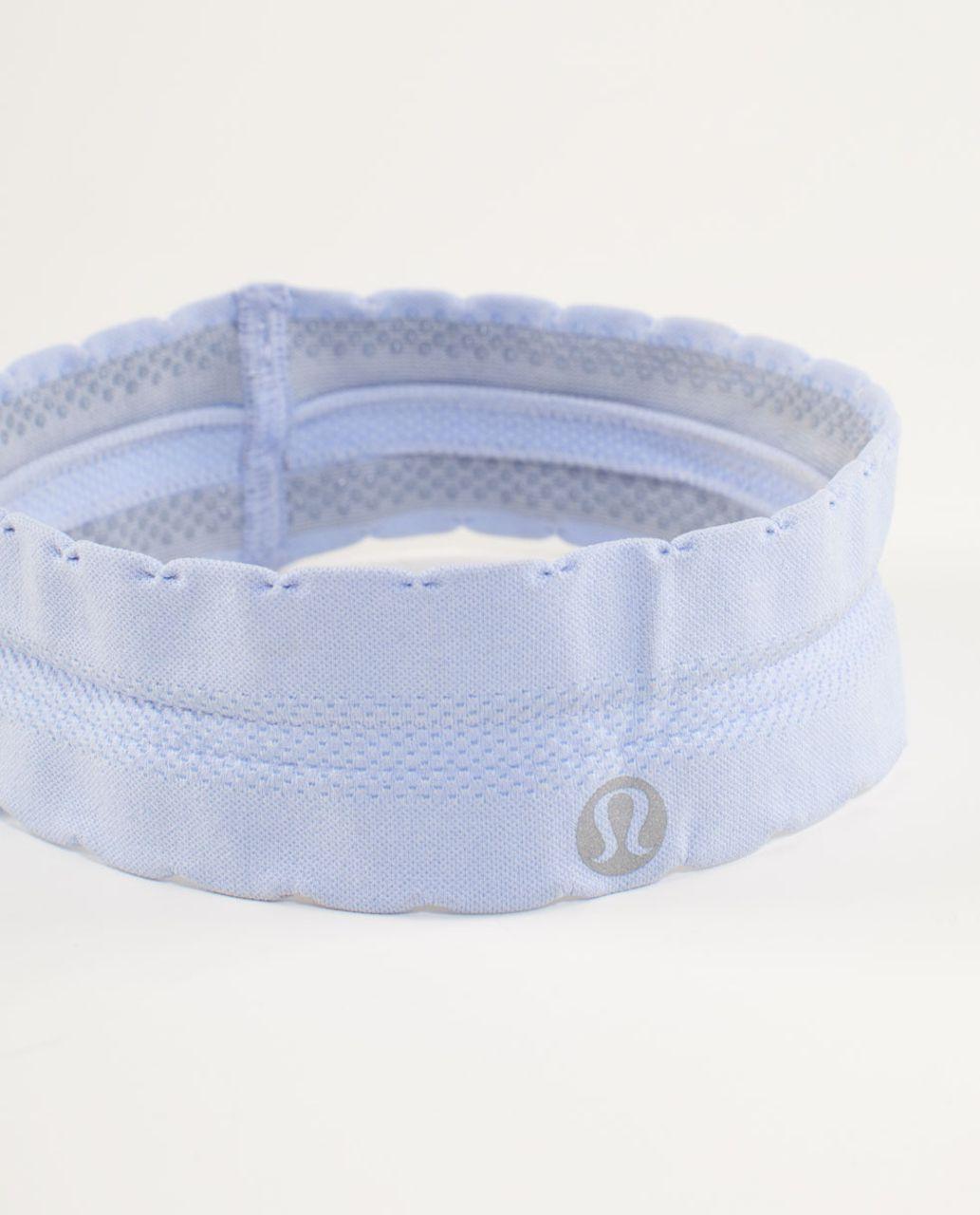 Lululemon Swiftly Headband - Lavender Dusk