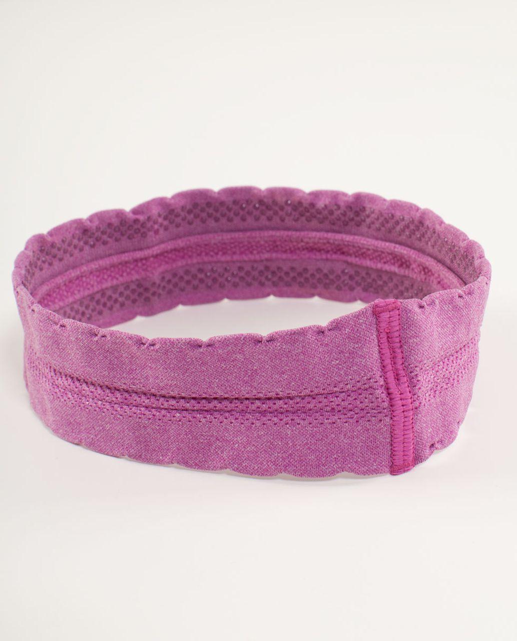 Lululemon Swiftly Headband - Ultra Violet