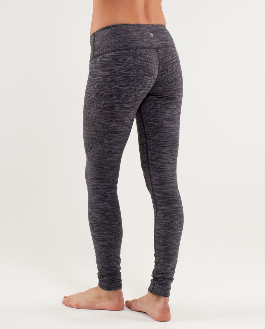 Lululemon Wunder Under Pant - Wee Are From Space Black Combo