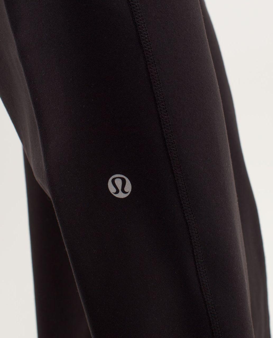 Lululemon Groove Pant (Regular) - Black /  Quilting Spring 10