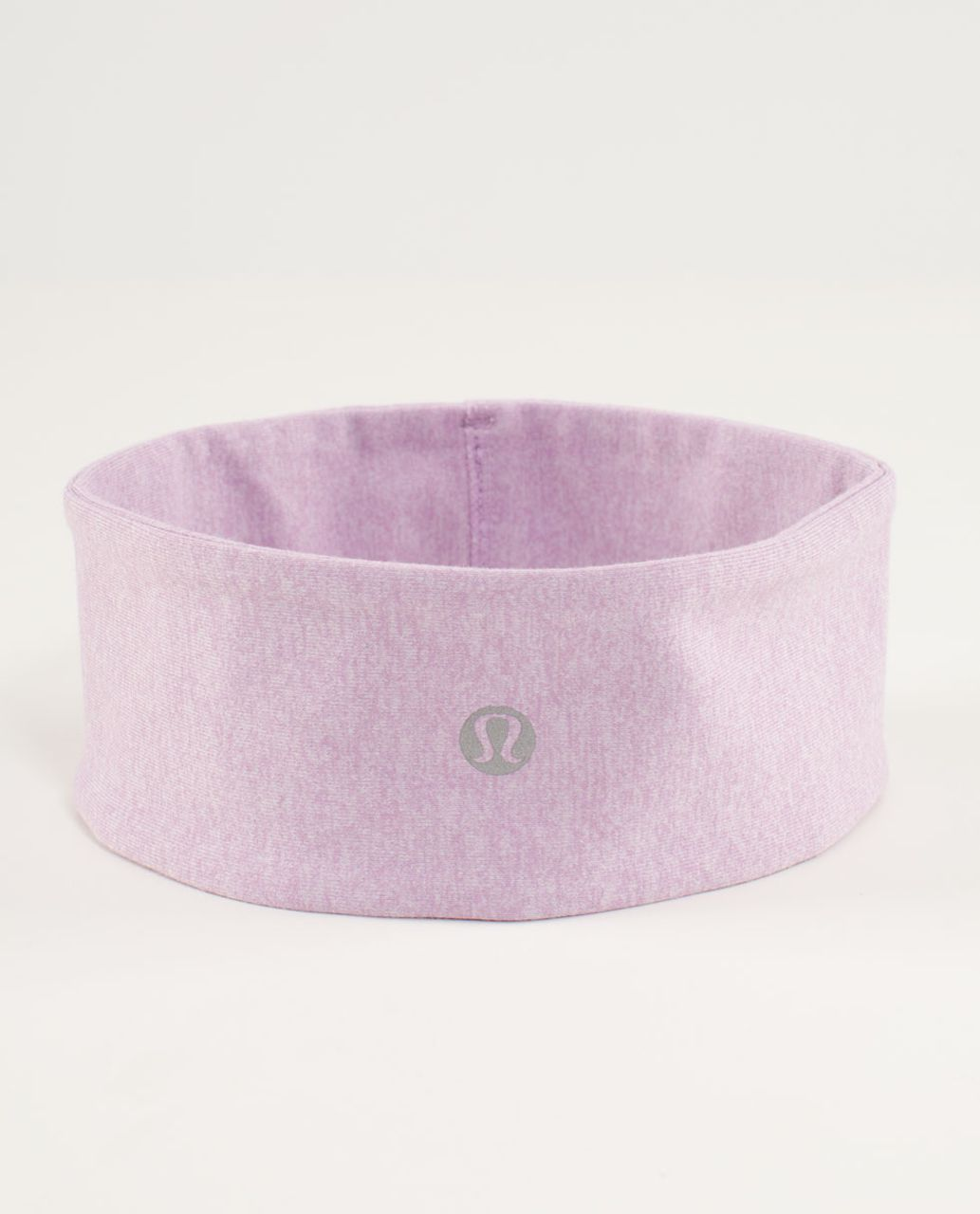 Lululemon Lucky Luon Headband - Heathered Rose Quartz