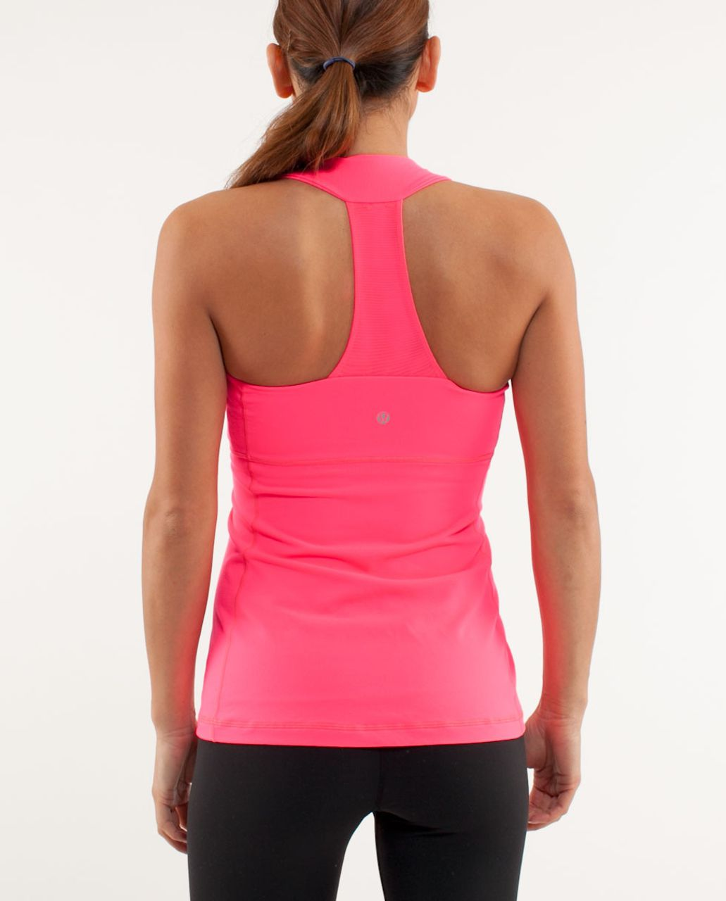 Lululemon Scoop Neck Tank - Flash
