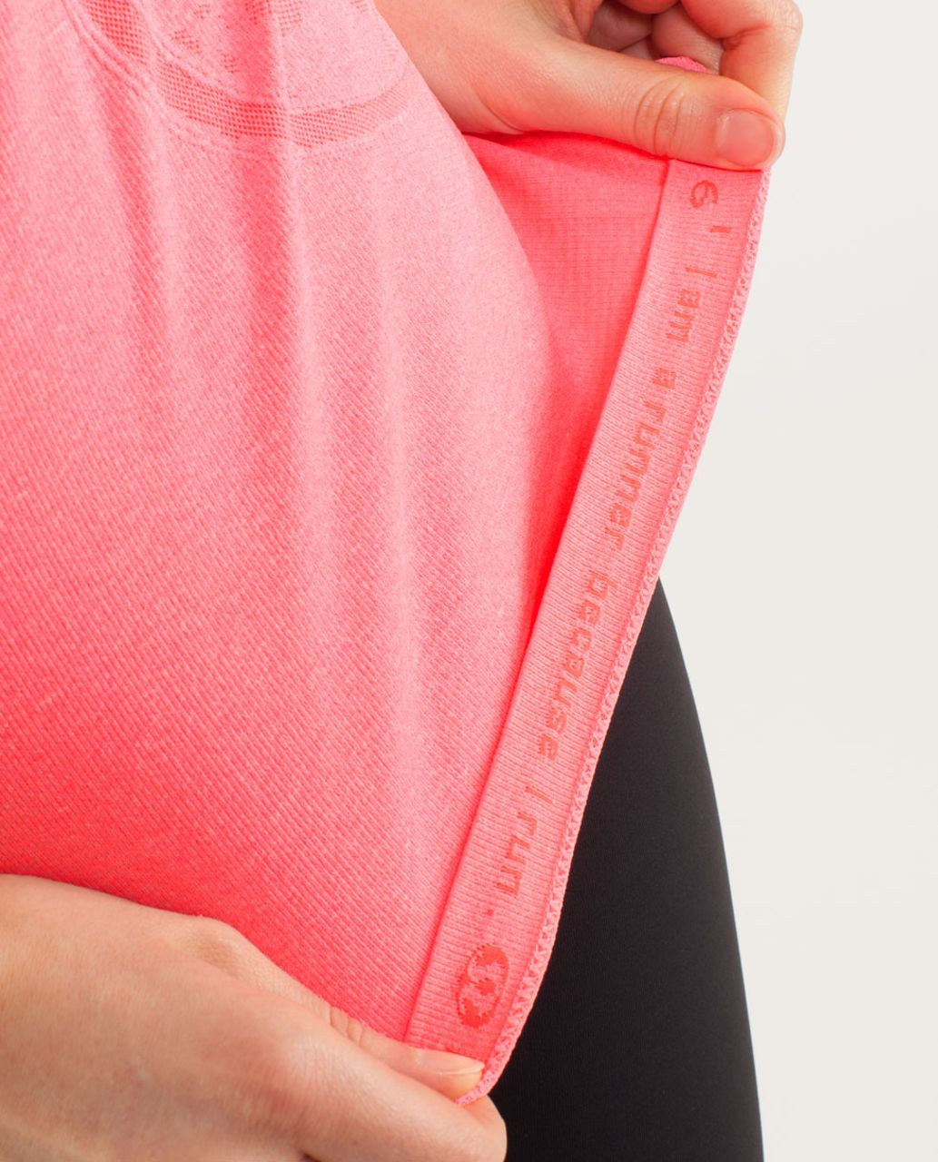 Lululemon Run:  Swiftly Tech Short Sleeve *Special Edition - Flash