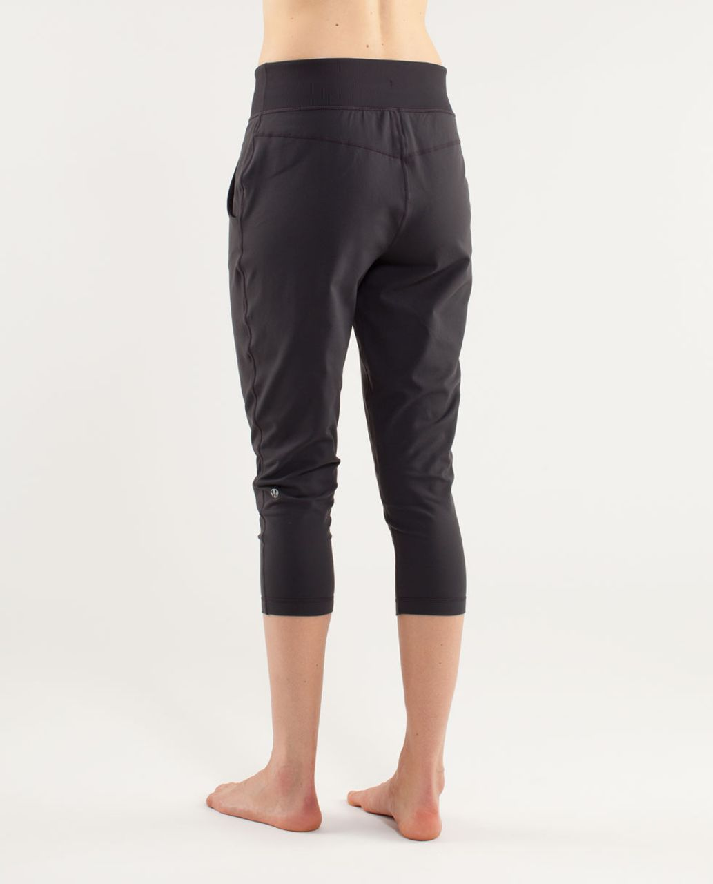 92f5b3c6dc Lululemon Free Fall Crop - Deep Coal - lulu fanatics