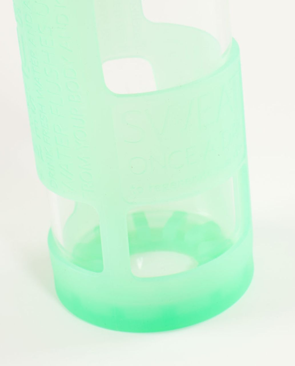 Lululemon Pure Balance Waterbottle - Menthol