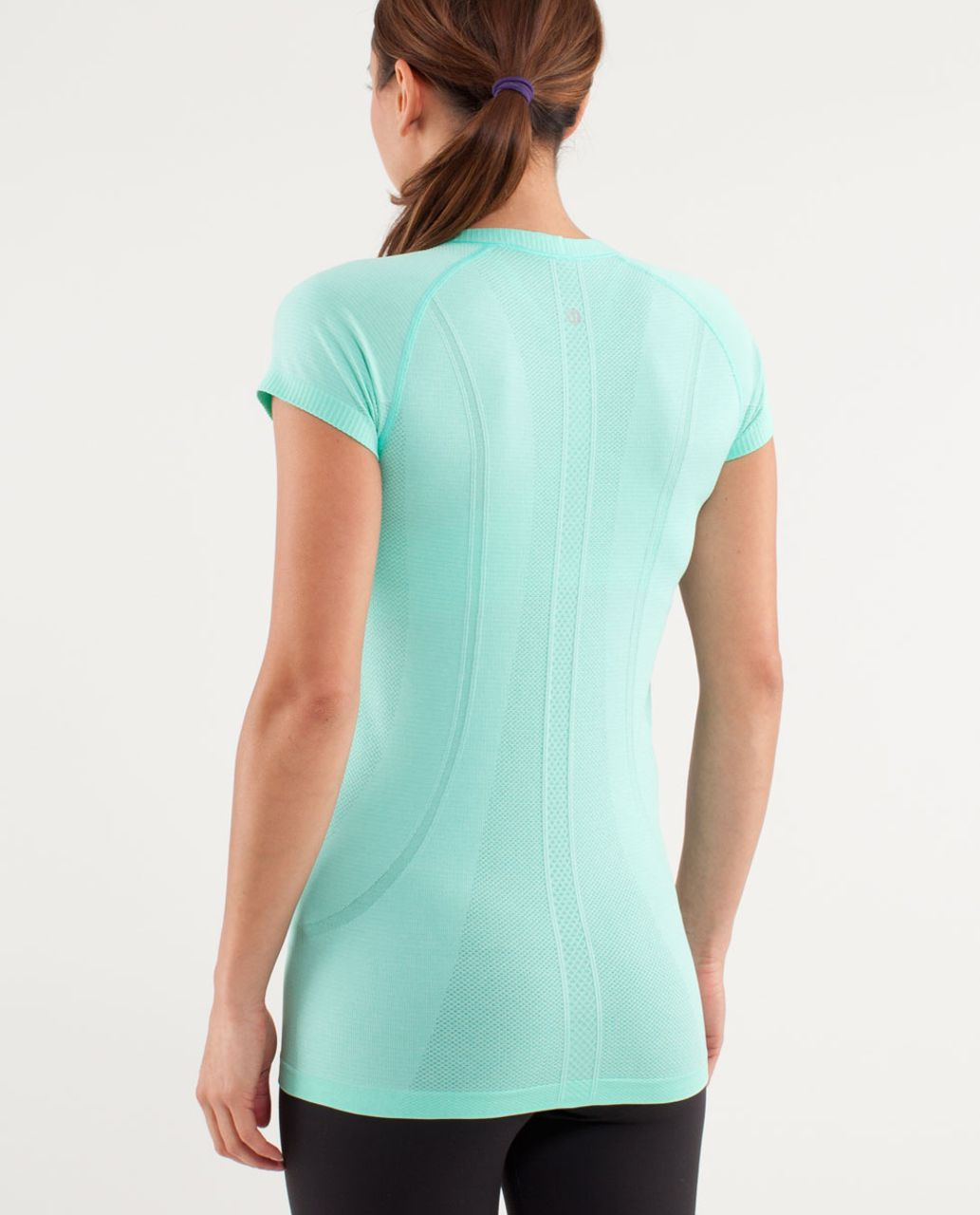 Lululemon Run:  Swiftly Tech Short Sleeve - Menthol