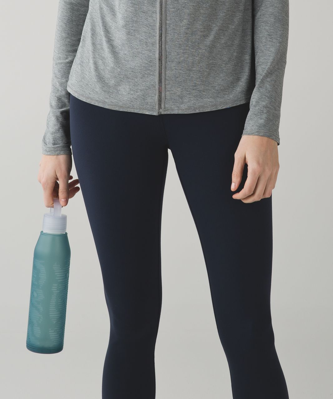 Lululemon H2Om Waterbottle - Hidden Jaguar H20m / Alberta Lake