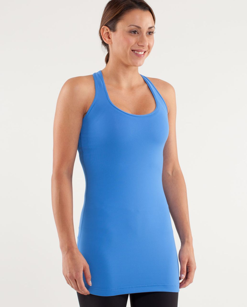 Lululemon Cool Racerback *Extra Long - Porcelaine
