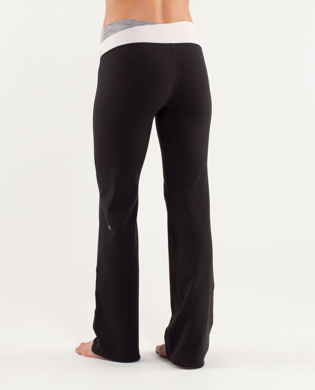 Lululemon Astro Pant (Regular) - Black /  Wee Are From Space Coal Fossil /  Heathered Dune