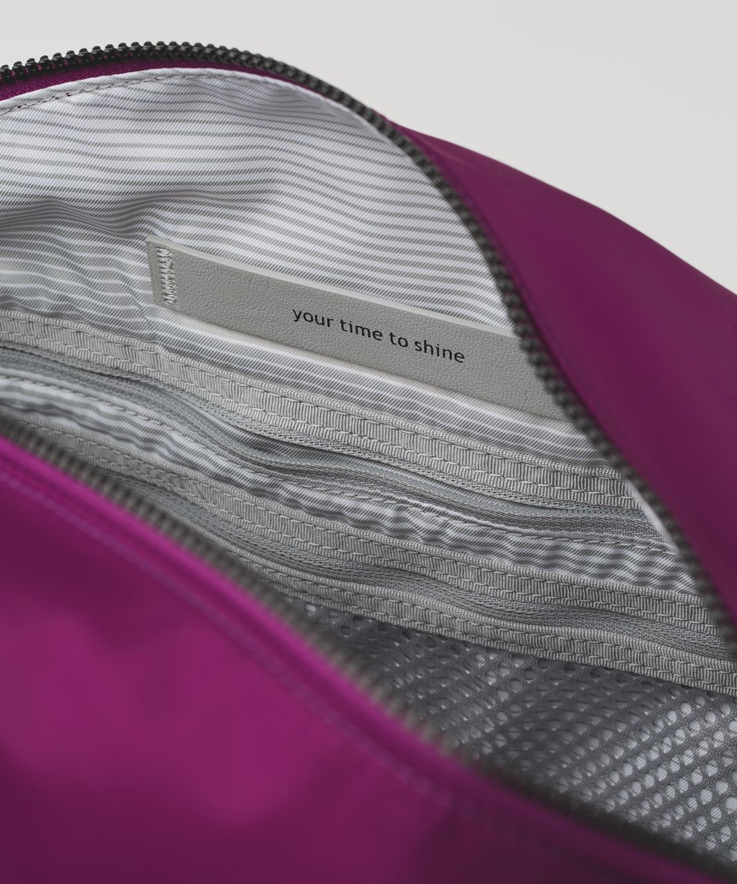 Lululemon Run Ways Duffel - Regal Plum