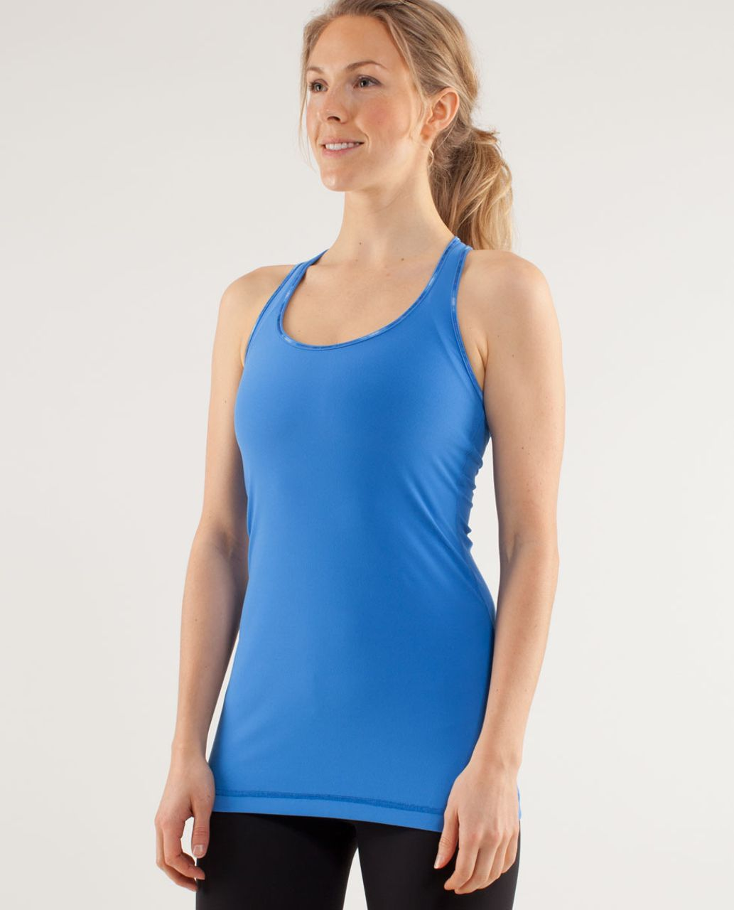 Lululemon Cool Racerback (First Release) - Porcelaine