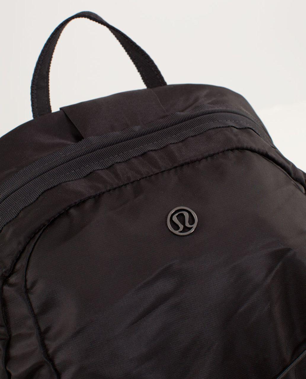 Lululemon Run From Work Backpack (First Release) - Black