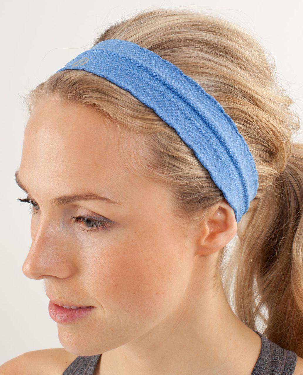 Lululemon Swiftly Headband - Porcelaine